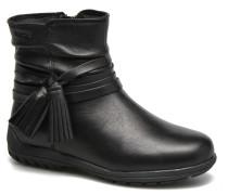 J Crissy E J6415E Stiefeletten & Boots in schwarz
