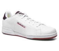 Npc Ii Stripe Sneaker in weiß
