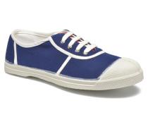 Tennis Ines de la Fressange Sneaker in blau