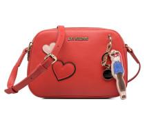 Crossbody Girls & Heart Handtaschen für Taschen in rot