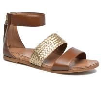 K Marabel Metallic Sandalen in braun