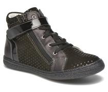 MelE Sneaker in schwarz