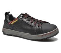 Brode S1P Sneaker in schwarz