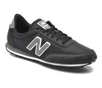 U410 Sneaker in schwarz