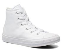Chuck Taylor All Star II Hi Sneaker in weiß
