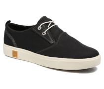 Amherst Canvas PTO Sneaker in schwarz