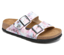 ARIZONA BirkoFlor Clogs & Pantoletten in rosa
