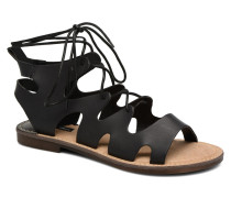 Space 53674 Sandalen in schwarz