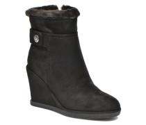 Monia Stiefeletten & Boots in schwarz