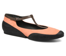 Capara 21857 Ballerinas in orange