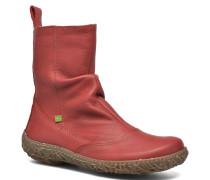Nido Ella N722 Stiefeletten & Boots in rot