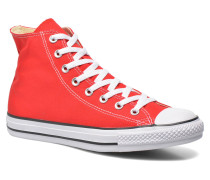 Chuck Taylor All Star Hi M Sneaker in rot