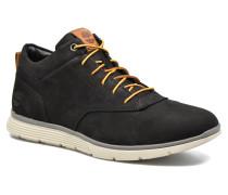 Killington Half Cab Sneaker in schwarz