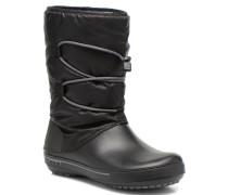 Crocband II.5 Cinch Boot W Stiefeletten & Boots in schwarz