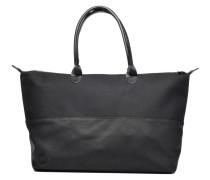 Weekender Bag Reisegepäck für Taschen in schwarz