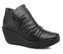 Yip Stiefeletten & Boots in schwarz