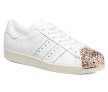 Superstar 80S 3D Mt W Sneaker in weiß