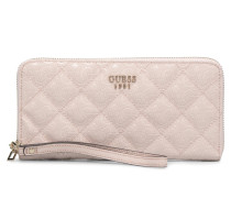 Seraphina SLG Large Zip Around Portemonnaies & Clutches in rosa