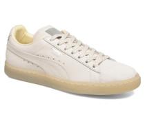 WNS Suede Mono Ref Sneaker in weiß