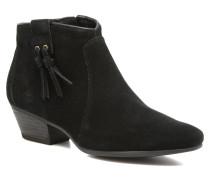 Carleton Tassle Boot Stiefeletten & Boots in schwarz