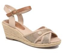 Vulquin Sandalen in beige