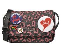 Avon Bag Flap Handtaschen für Taschen in rosa