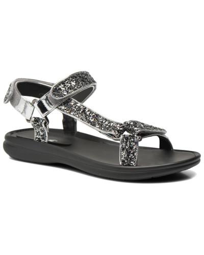 blink damen kuri b sandalen in silber 10 reduziert. Black Bedroom Furniture Sets. Home Design Ideas