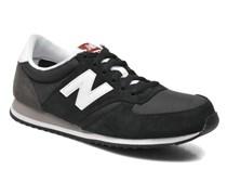 U420 Sneaker in schwarz
