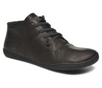 Peu Cami K300112 Schnürschuhe in schwarz