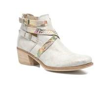 Livana Stiefeletten & Boots in goldinbronze