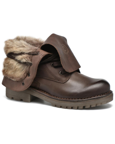Bugatti Damen Jacky Revo Stiefeletten & Boots in braun