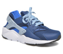 Huarache Run (Gs) Sneaker in blau