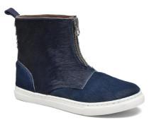 Francesca Stiefeletten & Boots in blau