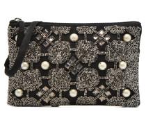 Vana Cross Over Bag Portemonnaies & Clutches für Taschen in silber