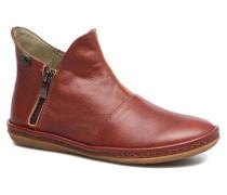 E827 Nayade Stiefeletten & Boots in weinrot