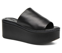 Flore Clogs & Pantoletten in schwarz