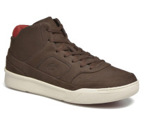 Explorateur Mid 416 1 Sneaker in braun