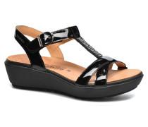 Felizia Sandalen in schwarz