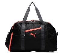 Fit AT Sports Duffle Sporttaschen für Taschen in schwarz