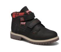 Pimento Stiefeletten & Boots in schwarz
