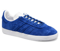 Gazelle Stitch And Turn Sneaker in blau