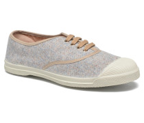 Tennis lainage Sneaker in grau