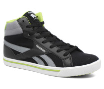 Royal Comp Mid Cvs Sneaker in schwarz
