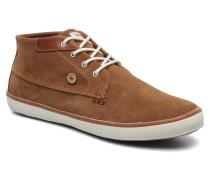 Wattle Suède Sneaker in braun