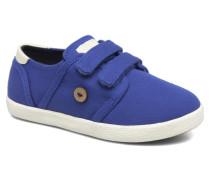 Cypress Velcro Sneaker in blau