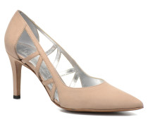 Itlys 7 Pumps Open Line in beige