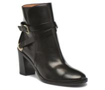 Magenta hobo Stiefeletten & Boots in schwarz