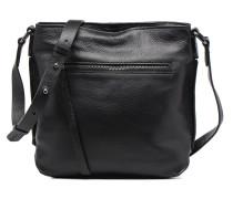 TOPSHAM JEWEL Cuir Crossbody Handtaschen für Taschen in schwarz