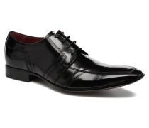Horus Schnürschuhe in schwarz