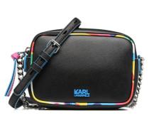 SW KARL CROSSBODY Handtaschen für Taschen in schwarz